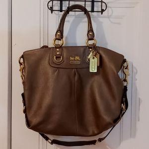 COACH Madison Julianne Satchel/Handbag